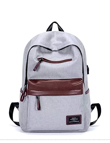 fbac97eb9199 Amazon.com: Gxinyanlong Men's Fashion Computer Bag Casual Backpack ...