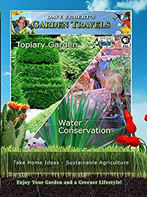 Garden Travels - Topiary Garden - Water Conservation