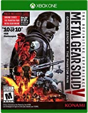 Konami CA Xbox One Metal Gear Solid V: The Definitive Experience - Standard Edition