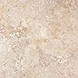 Mannington Hardware AT181 Adura Luxury Sicilian Stone Vinyl Tile Flooring,,, Pumice