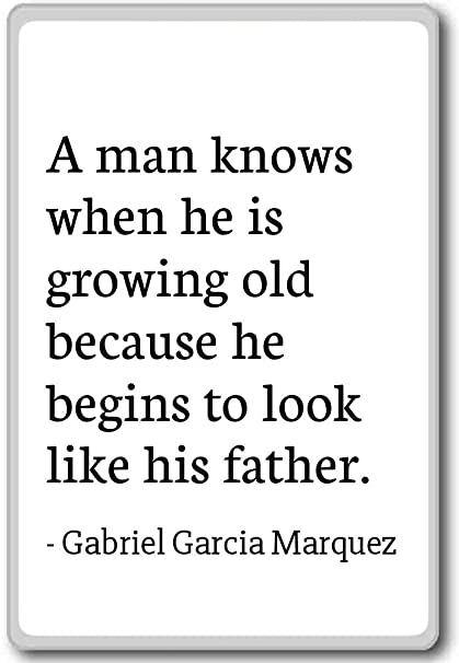 Amazoncom A Man Knows When He Is Growing Old B