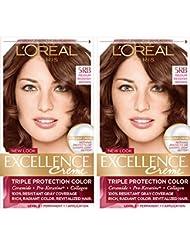 L'Oréal Paris Excellence Créme Permanent Hair Color,...