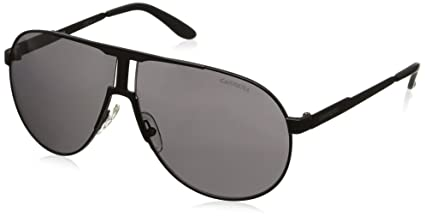 0bede24aab Amazon.com  Carrera sunglasses New Panamerika 003Y1 Metal Black Grey ...