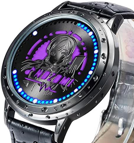 Wildforlife Anime Love Live! School Idol Festival Nozomi Collector's Edition Touch LED Watch