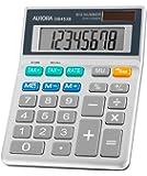 Aurora DB453B Calculatrice de bureau avec fonction calcul de taxes