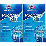 Clorox Pool&Spa 69000CLX Pool Care Kit for Small Pools, Pack of 2