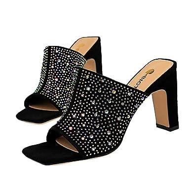 Zapatos De Tacón De Aguja Para Mujer Con Tacones Altos Y