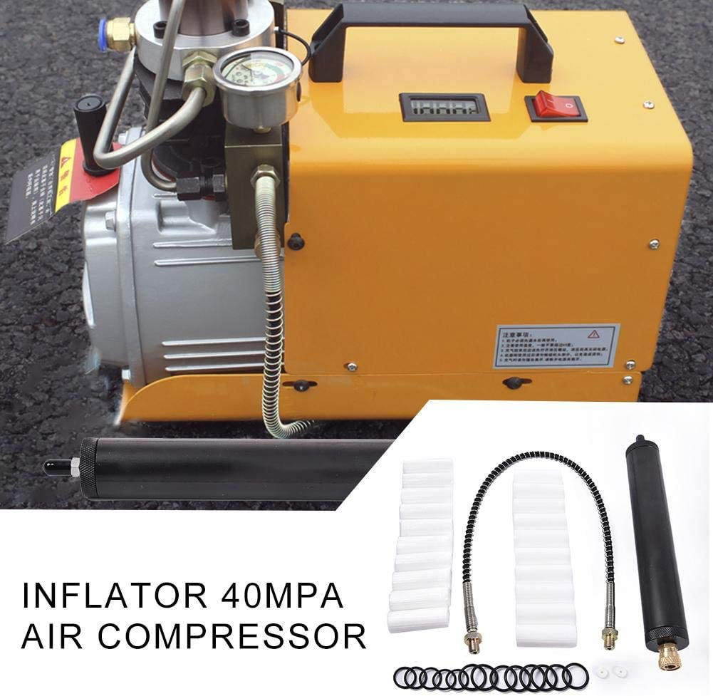 Air Filter Compressor High Pressure Pump 40mpa Oil-Water Separator