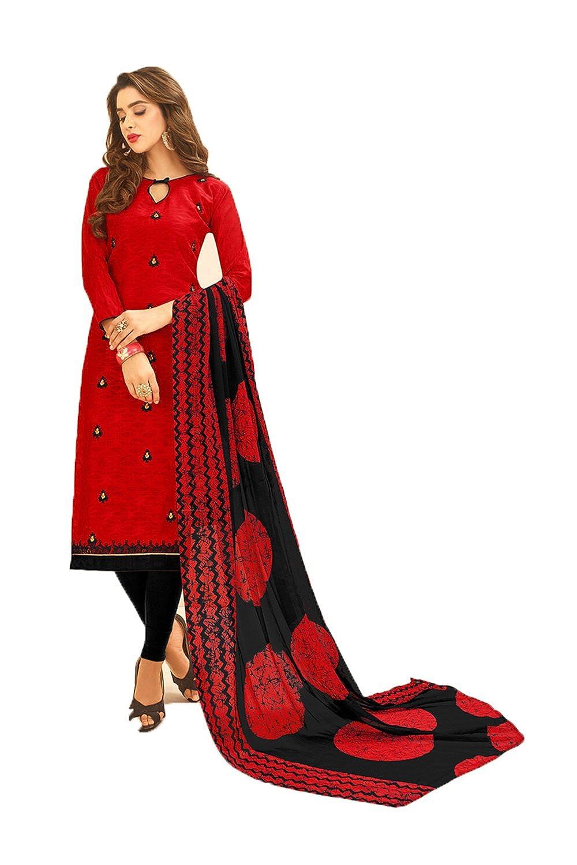 Indian Women Designer Partywear Ethnic Traditonal Black Salwar Kameez. R-34398