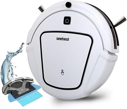 CCYOO D730 Momo 2,0 Robot Aspirapolvere Con Funzione
