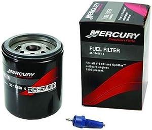 MERCURY Genuine Fuel Filter Kit - 18458T 4