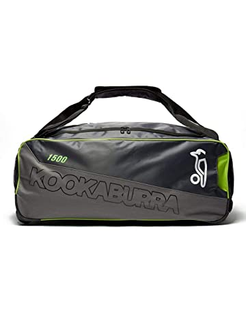 598514787 Kookaburra 2019 Pro 1500 Wheelie Cricket Bag