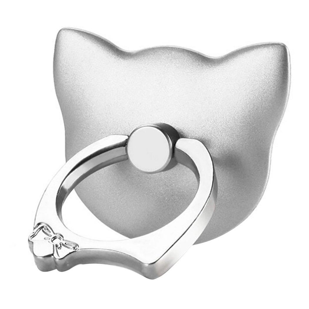 bangcool Phone Ring Holder Finger Ring Grip Universal Self Adhesive Cartoon Phone Ring Stand