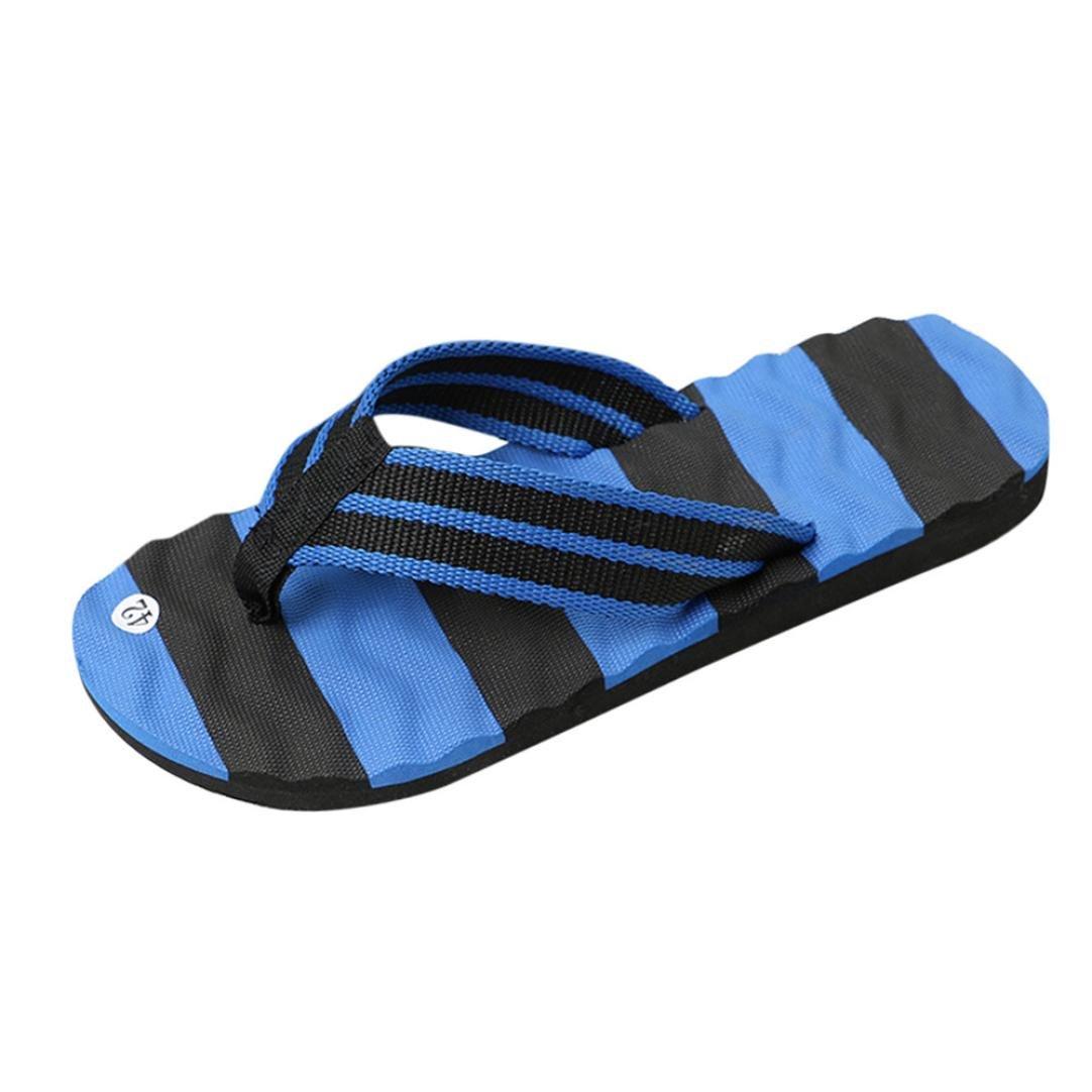 4dafc70acf052 Amazon.com: Men's Sandals, Dainzuy Casual Outdoor Flip Flop Flat ...