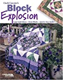 img - for Block Explosion (Leisure Arts #3786) book / textbook / text book