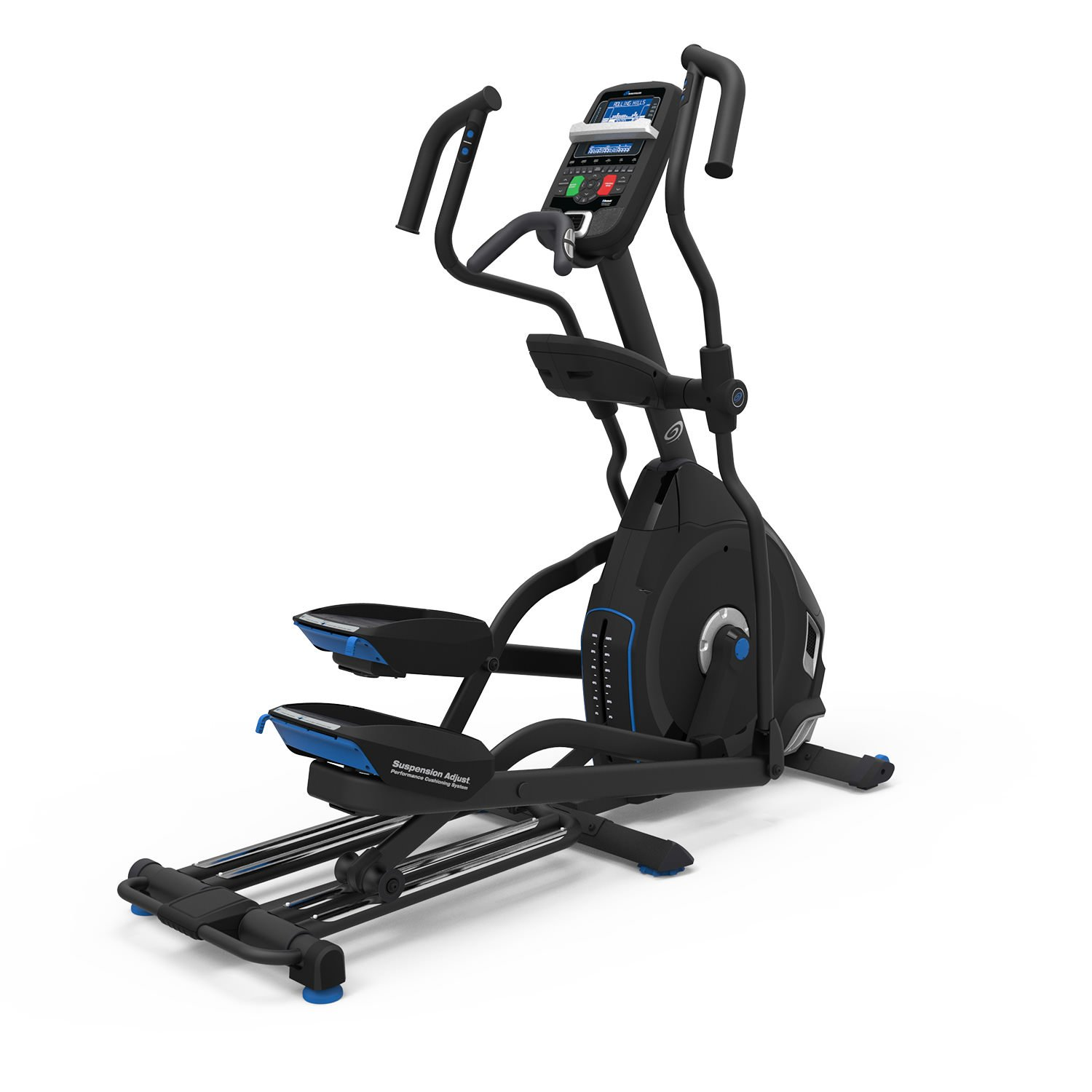 Nautilus E628 Elliptical Cross Trainer