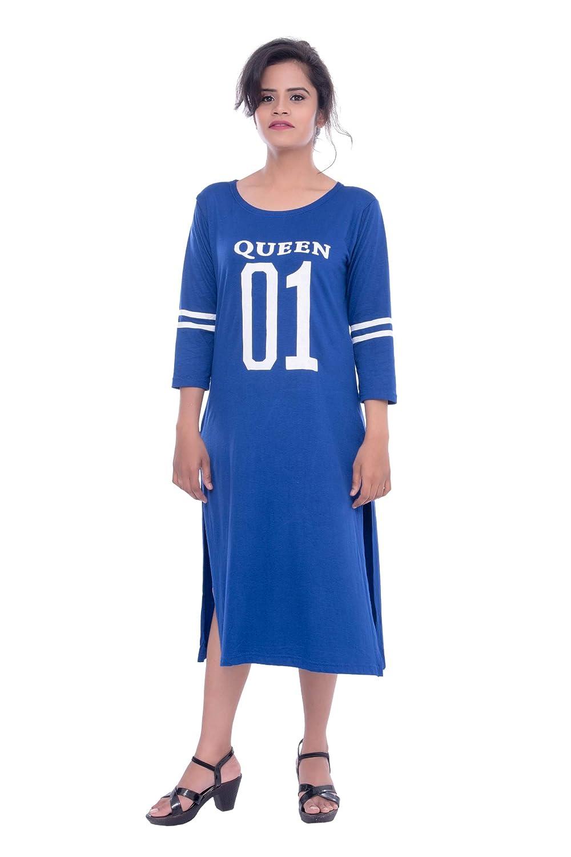 Full Length Side Slit Long Maxi Dress