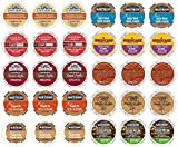 k cup coffee toffee - 30-count - Limited Edition Fall Flavors Coffee Variety Pack for Keurig® K-cup® Brewers - Featuring Pumpkin Pie, Butter Toffee or Buttercream, Cinnamon Roll, French Vanilla, Caramel Apple Bread Pudding, Caramel Vanilla Cream, Vanilla Buttercream, Raspberry Truffle, Pumpkin Spice Cappuccino and Spiced Apple Cider