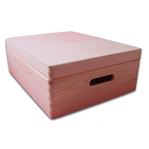 Decorative Wooden Box Amazoncouk Gorgeous Decorative Wooden Boxes With Lids