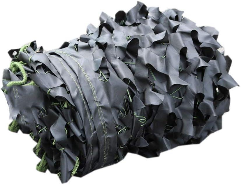 QianLiJiaJi 迷彩ネット日焼け止めサンシェード断熱ガーデンバルコニー屋根シェーディングネット屋外シェルタービル装飾 が利用可能 ウッドランド迷彩ネットワーク (Size : 7x7m)  7x7m