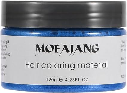 120ML Cera para teñir el cabello - Tinte para el cabello Cera ...