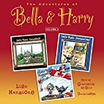 The Adventures of Bella & Harry, Vol. 5: Let's Visit Istanbul!, Let's Visit Jerusalem!, Let's Visit Vancouver! | Lisa Manzione