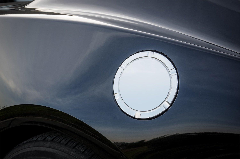 Black 1 Pack AMI 6119K Camaro Fuel Door