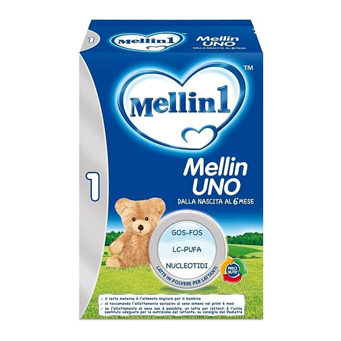 1 opinioni per Mellin Latte in Polvere per Lattanti- 1100 g