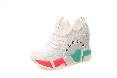 vendita a buon mercato usa la vendita di scarpe grande vendita Kimpola Scarpe con Zeppa Donna Interna Sneakers Zeppa Interna ...