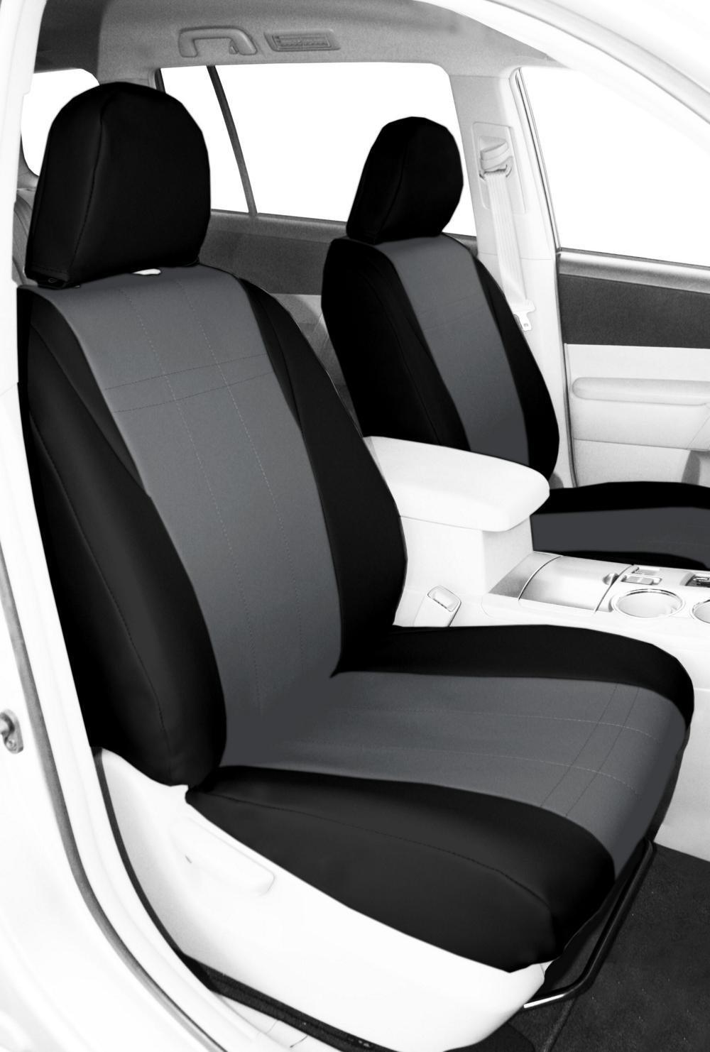 Amazon com: CalTrend JP216-08LB Front Bucket Custom Fit Seat Cover