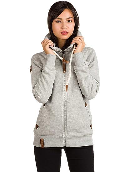 Sweater Hooded Women Naketano Blonder Engel IV Hoodie