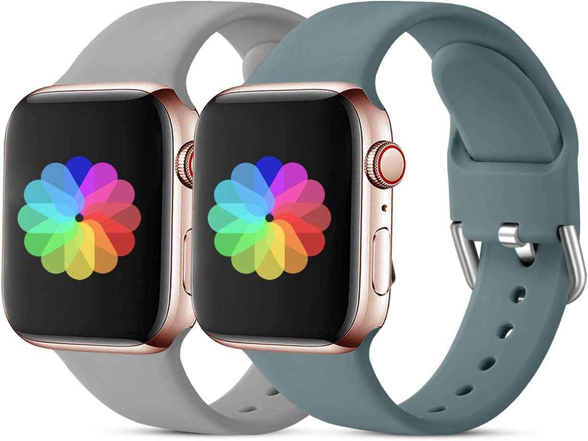 Cemika Sport Armband Kompatibel Mit Apple Watch Armband Elektronik
