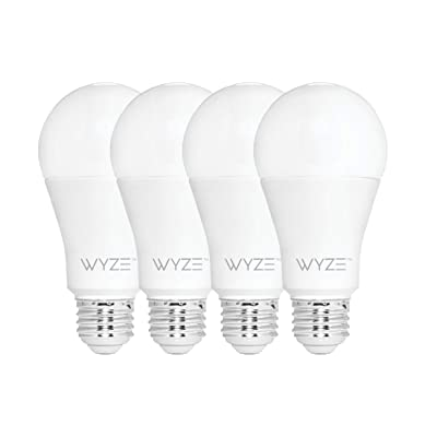 Wyze Labs A19 LED Smart Home Light Bulb