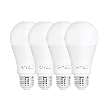 Amazon.com: Wyze Labs WLPA19-4 - Bombilla LED inteligente ...