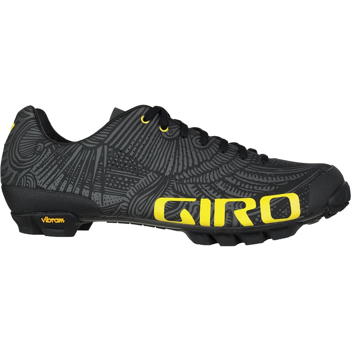 Giro Empire vr90 Arte Sempre Cycling Shoe Dark Shadow反射、45.0 – Men 's   B07BRG6GXN