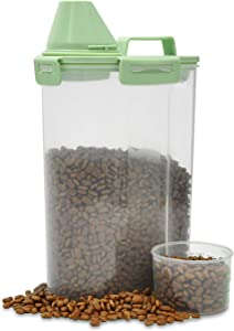 Motawator Airtight Pet Food Storage Container
