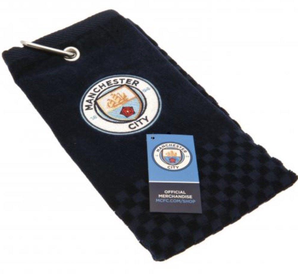 Manchester City Fc Golf Towel   B06X9BK27R