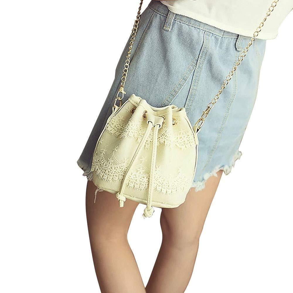 Lace Women Handbag Shoulder Bags Tote Purse Messenger Satchel Bag Cross Body Bag