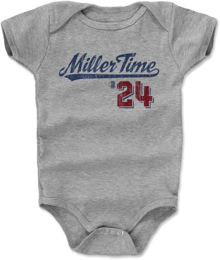 - Cleveland Baseball Baby Clothes 500 LEVEL Andrew Miller Baby Clothes /& Onesie Andrew Miller Players Weekend 3-6, 6-12, 12-18, 18-24 Months