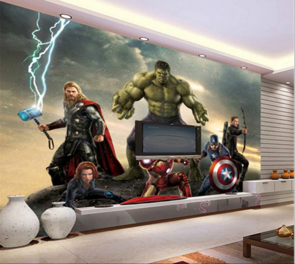 Giphy You Rock: 3d Wallpaper Avengers