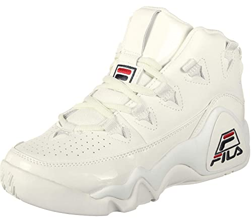Fila Women's 95 1010485-1fg Hi-Top Trainers: Amazon.co.uk ...