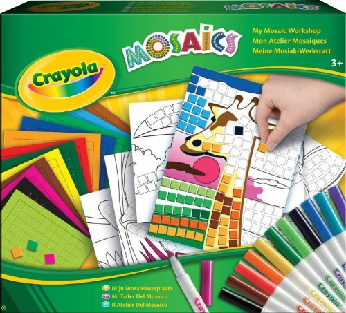 Crayola - Mosiacs - My Mosaic Workshop