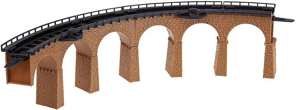 FALLER 222586-2 Viaduktbr/ücken gebogen