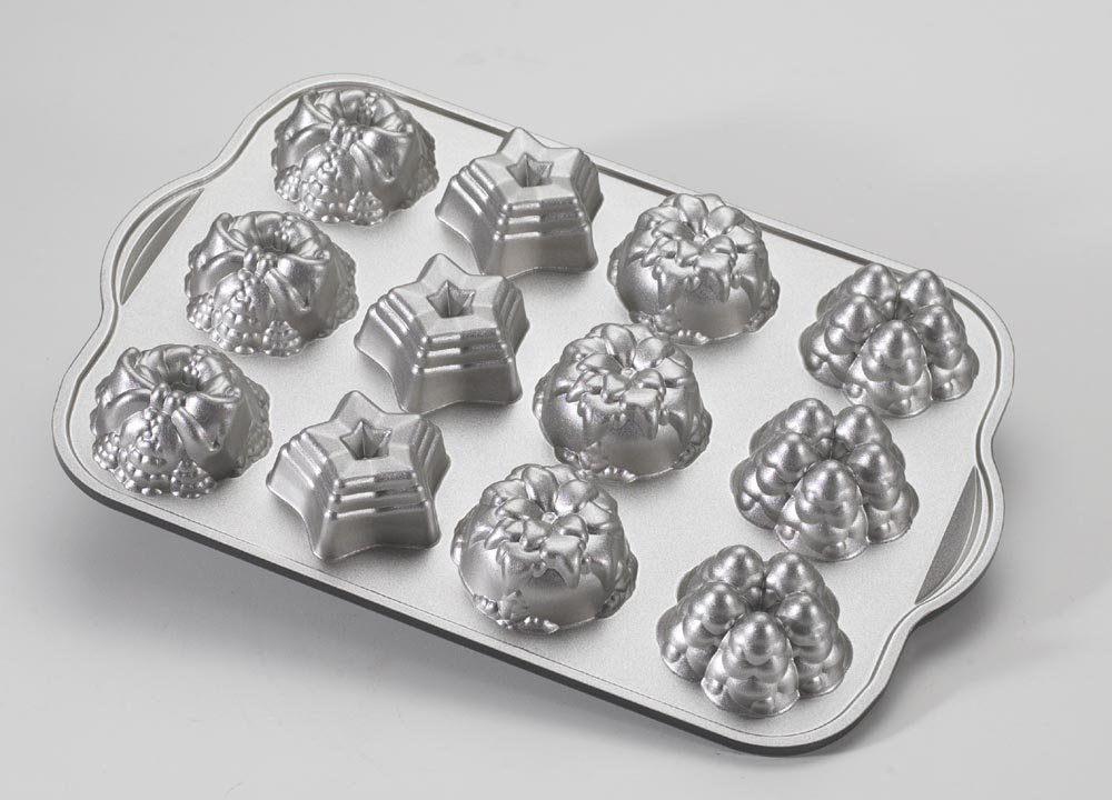 Nordic Ware Holiday Mini Muffin Pan by Nordic Ware (Image #2)