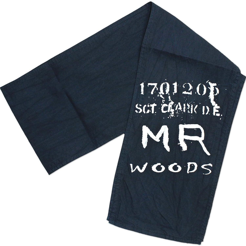 Mr   Mrs Woods - Bufanda - para niño azul Blue Navy Talla única 85 ... 98cf6da5d47