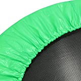 X-MAG-36-Rebounder-Fitness-Exercise-Trampoline-Jumper-Gym-With-Cardio-Monitor