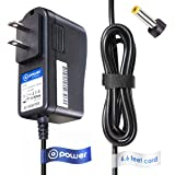 T POWER Ac Dc Adapter Compatible with Epson LabelWorks LW-300 LW-400 LW300 LW400 LW-400VP (Qwerty) Label Maker (C51CB69010) (C51CB70010) (C52CB73020) Power Supply Cord
