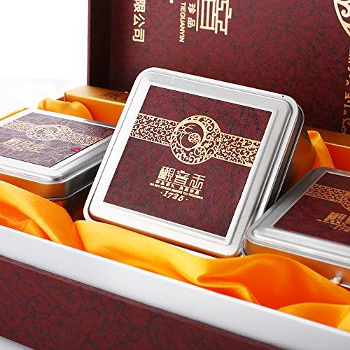 China Tea Yi Fu tea Anxi Tieguanyin Tea gift Mengyun 2017 super Oolong Tea treasures tea tea by CHIY-GBC ltd (Image #2)