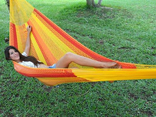 Hammocks Rada Handmade Yucatan Hammock – Tequila Sunrise