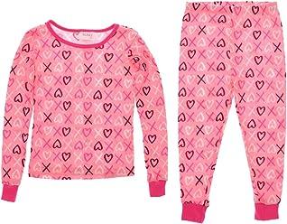 XOXO Girls Pajama Set, Long Sleeves & Pants